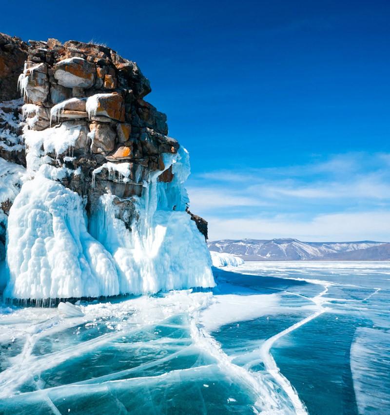 Отрицательный окислительно-восстановительный потенциал воды озера Байкал отрицательный