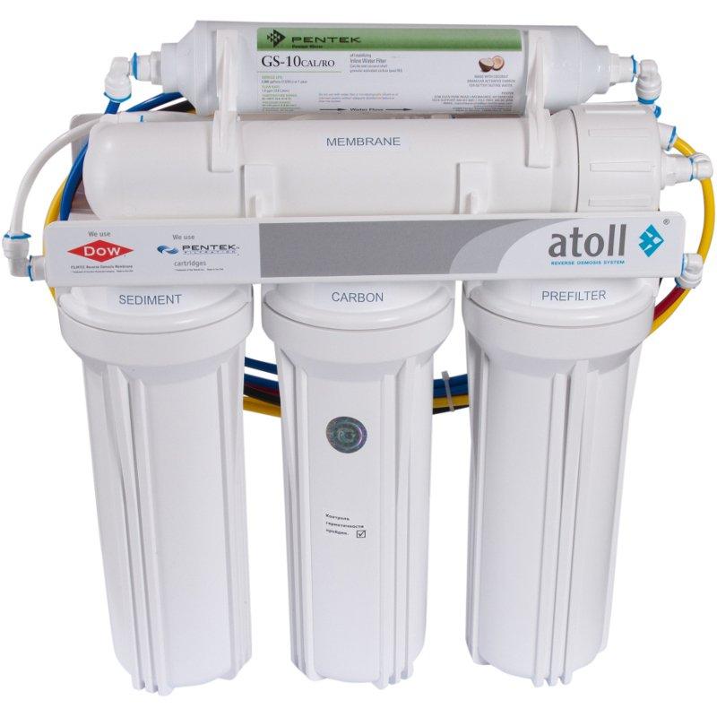 фильтр для воды обратного осмоса с минерализатором
