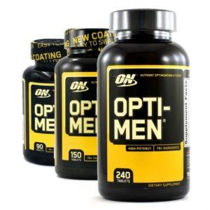 какие лучшие спортивные витамины для мужчин отзывы