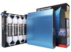 Фильтр проточного типа Новая воды Новая Вода Expert M312