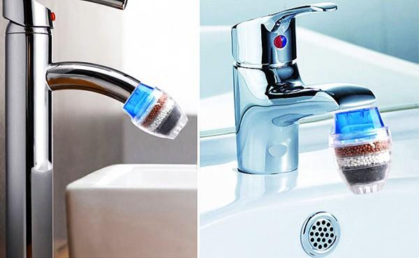 фильтр насадка на кран воды