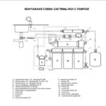 схема подключения фильтра USTM RO-5