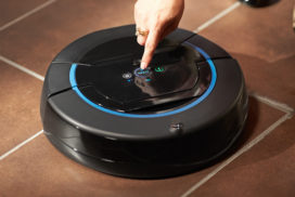10 роботов пылесосов