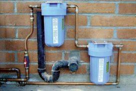 фильтр для воды для скважины в доме