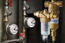 фильтр для воды из скважины от железа
