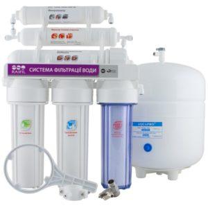 установить фильтр тонкой очистки воды