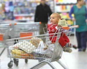что делать, если вас не пускают с коляской в магазин