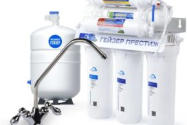 лучшие фильтры тонкой очистки