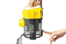 купить пылесос с контейнером для пыли