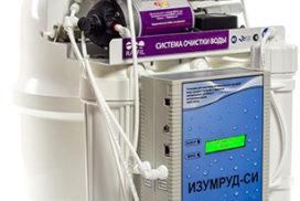 лучший тонкий фильтр для очистки воды икар мод 01os