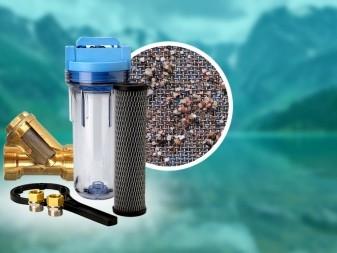 магистральные фильтры для очистки водопроводной воды топ лучших