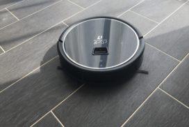 робот пылесос для влажной и сухой уборки