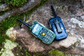 кнопочный телефон с хорошей батареей