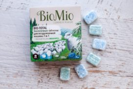 biomio bio total для посудомоечной машины