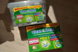 clean fresh таблетки 60