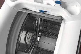 электролюкс стиральная машина с вертикальной загрузкой отзывы
