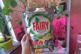 fairy 84 таблетки для посудомойк