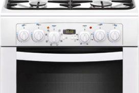 газовая плита гефест с газовой духовкой комбинированная