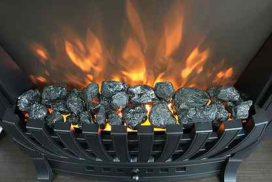 камин электрический с эффектом пламени недорого