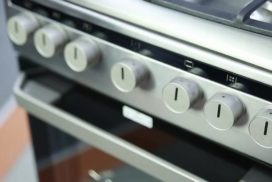 комбинированная газовая плита ханса