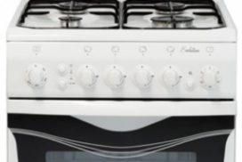 комбинированные электро газовые плиты