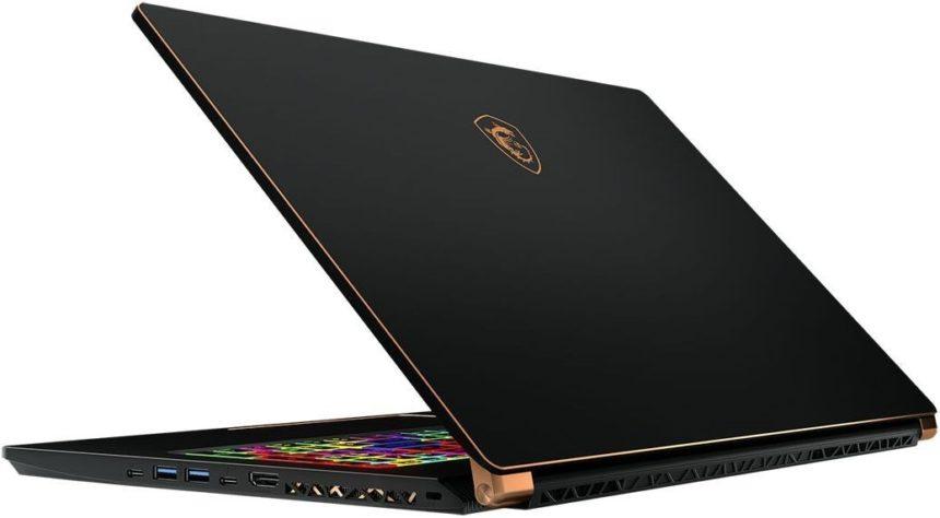 купить игровой ноутбук msi