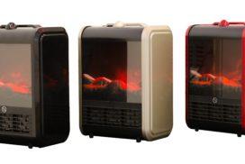 купить камин электрический с эффектом пламени недорого