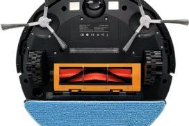 лучшие роботы пылесосы +с влажной
