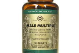 лучшие витаминные комплексы для мужчин