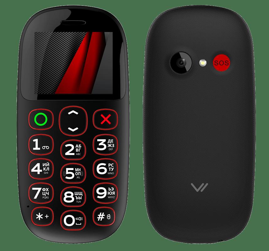 мобильные телефоны для пожилых с кнопкой