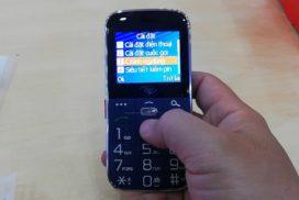 мобильный телефон для пожилых людей купить