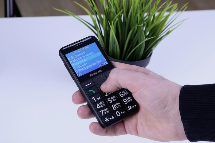 мобильный телефон для пожилых