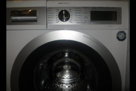размеры стиральных машин с фронтальной