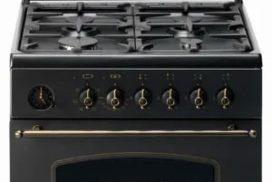 рейтинг комбинированных газовых плит с электрической духовкой