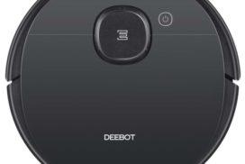 робот пылесос Ecovacs deebot ozmo 930 black dg3g