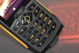 сенсорный телефон для пожилых