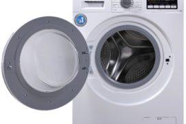 ширина стиральной машины с фронтальной