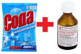 сода в посудомойку вместо таблеток