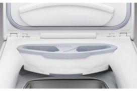 стиральная машина с вертикальной загрузкой размеры