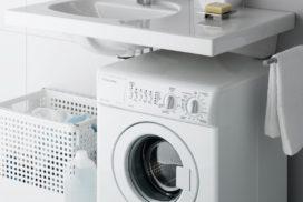 стиральная машина встроенная в кухонный