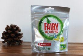 таблетки для посудомоечной машины fairy цена