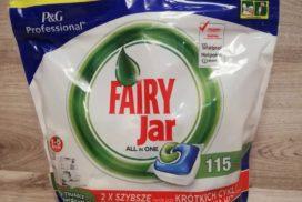 таблетки для посудомоечной машины fairy platinum 125