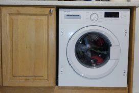 встраиваемая стиральная машина цена