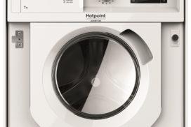 встраиваемая стиральная машина hotpoint
