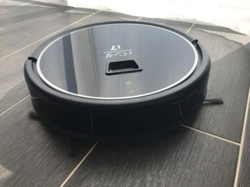 Обзор робота –пылесоса CLEVER PANDA I7. Флагманская модель с сухой и влажной уборкой. Тихий, мощный, недорогой