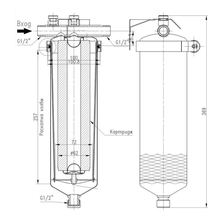 Титановые фильтры titanof