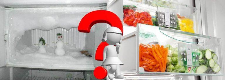 какой холодильник лучше капельный или ноу фрост