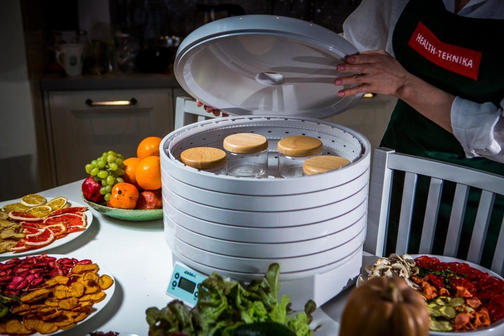 Обзор дегидратора (сушилки) Ezidri Ultra FD1000 Digital. Универсальный многофункциональный дегидратор (сушилка) для овощей и фруктов, пастилы и йогурта