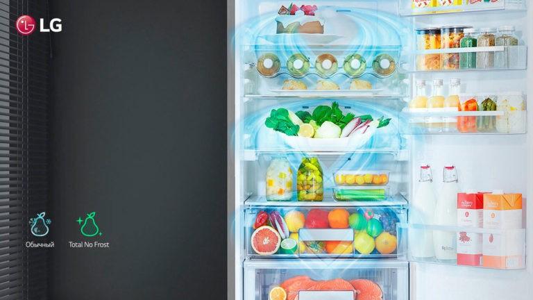почему холодильник ноу фрост