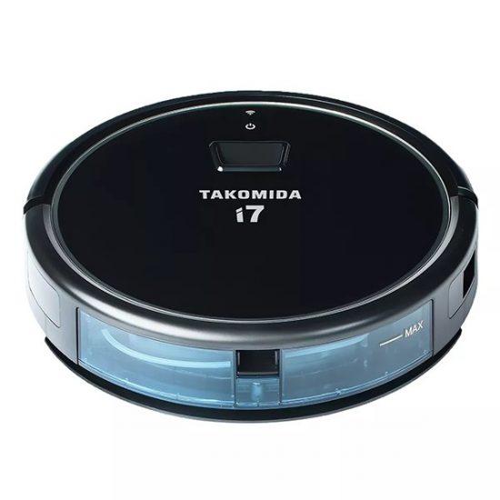 Робот-пылесос TAKOMIDA i7 цена качество функциональность